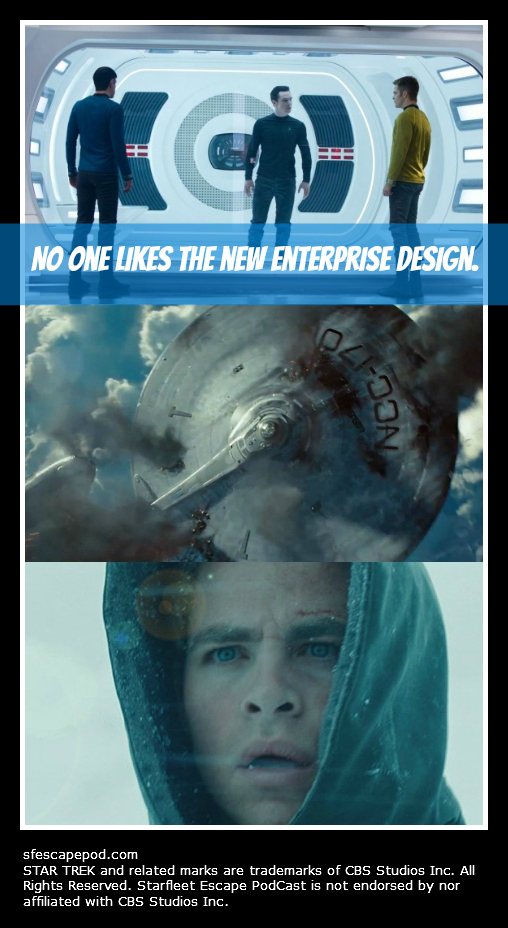 No One Likes the New Enterprise Design